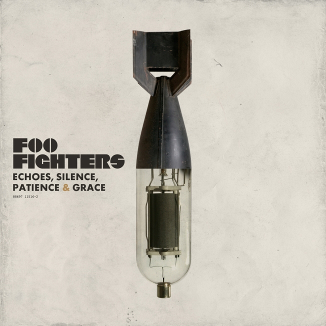 Foo Fighters- Echoes, silence, patience and grace.